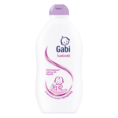 Gabi Tusfurdo 400ml